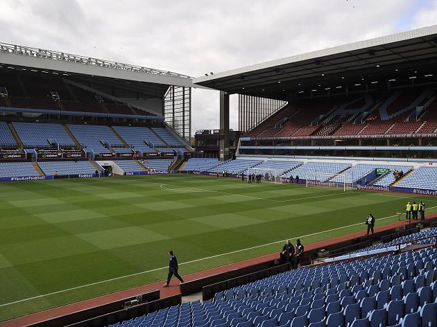 Villa keen on safe standing trial