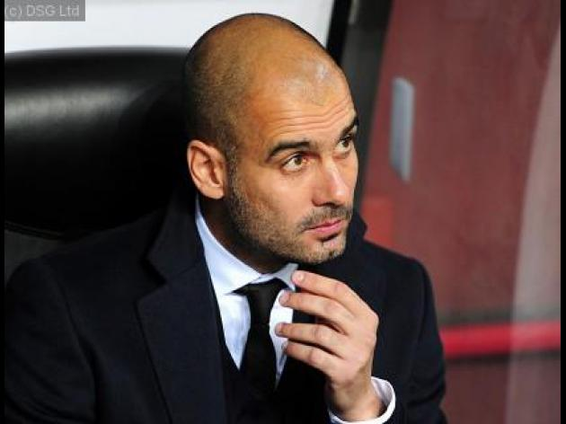Guardiola raps Barca critics