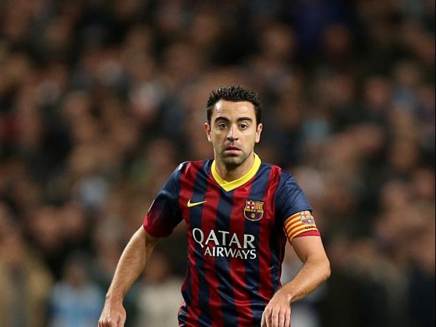 Xavi has Barca future - Zubizarreta
