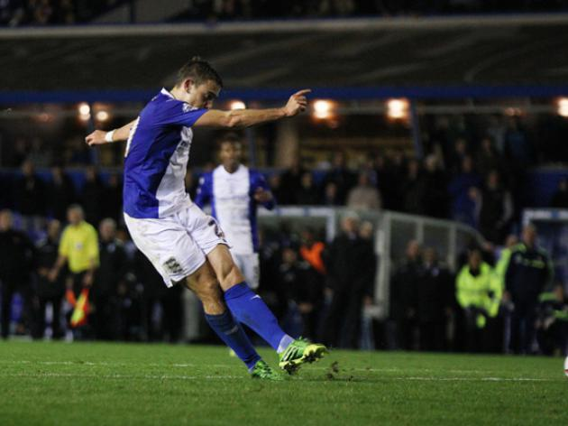Birmingham 1-1 Blackburn: Match Report