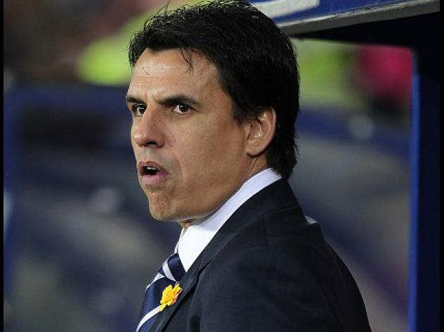 Coleman relishing first game in charge