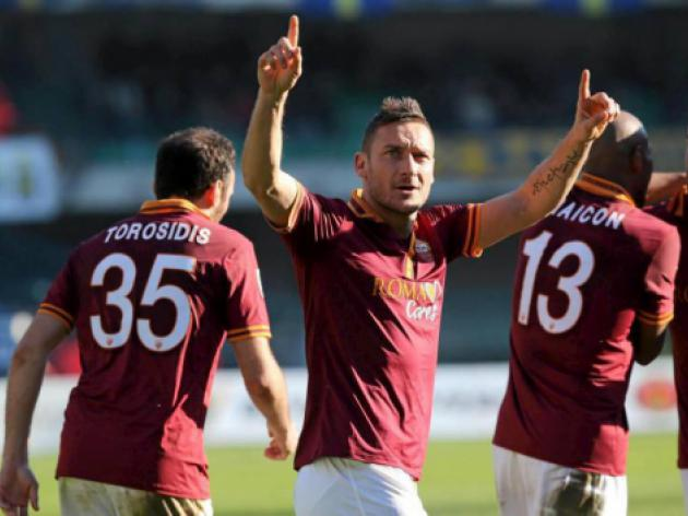 Roma-Parma postponed due to heavy rain