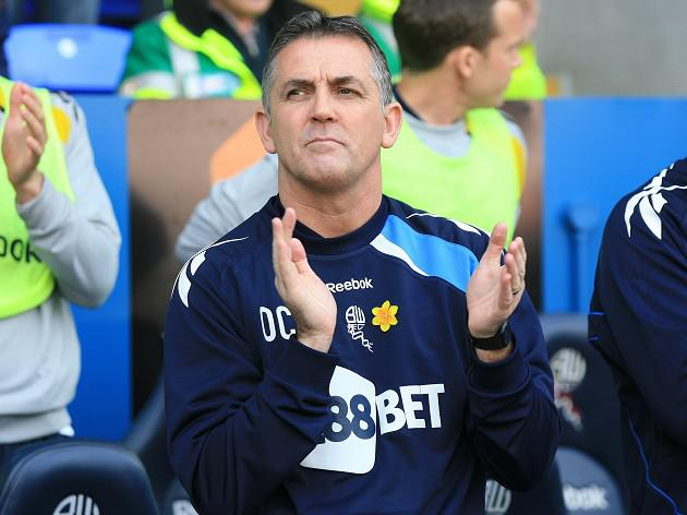 Coyle eyes quick Premier League return