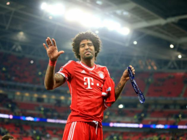 Dante said to be in talks with Manchester United over possible transfer