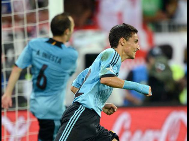 Spain V France : UEFA Euro 2012 Match Preview