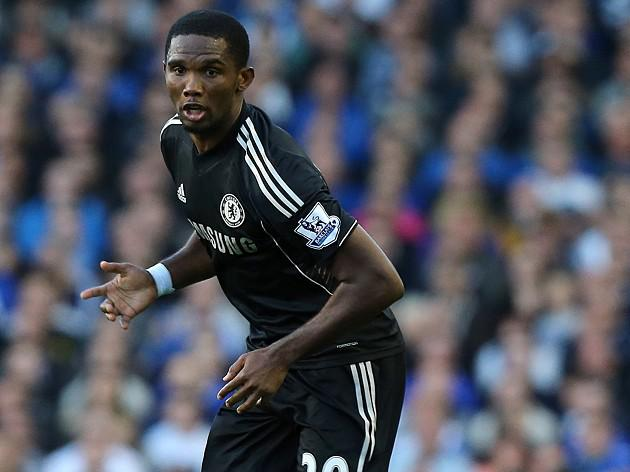 Mikel backs Eto'o to find form
