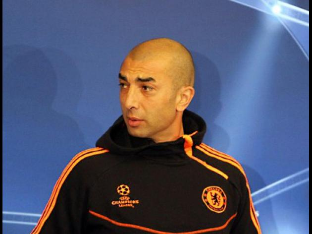 Di Matteo refuses to give up