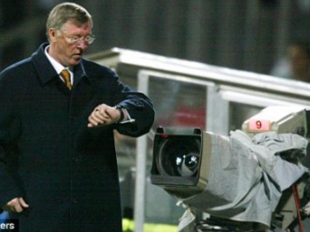 CHARLES SALE: Ferguson must talk, even to the BBC next season
