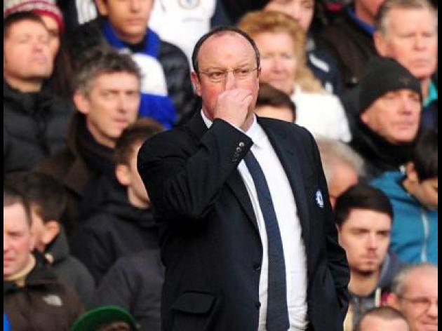 Benitez relishing cup clash