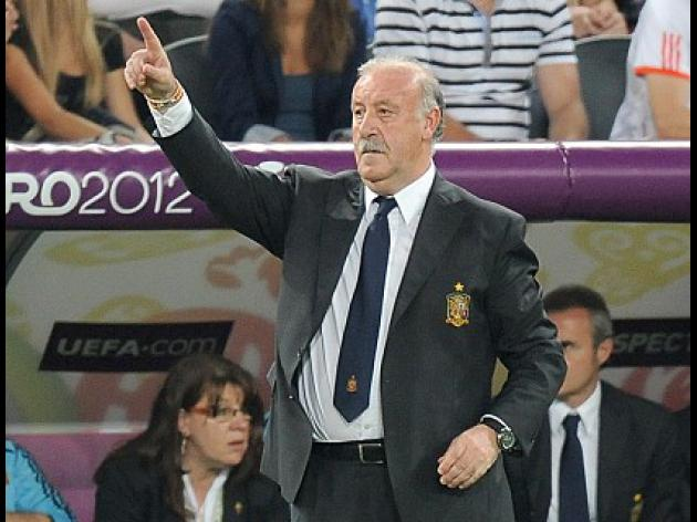 Del Bosque hails defensive display