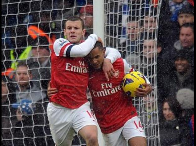 Jack Wilshere and Theo Walcott to boost Gunners