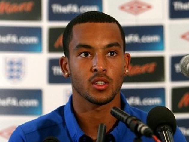 VIDEO: Theo Walcott looks ahead to England v Bulgaria