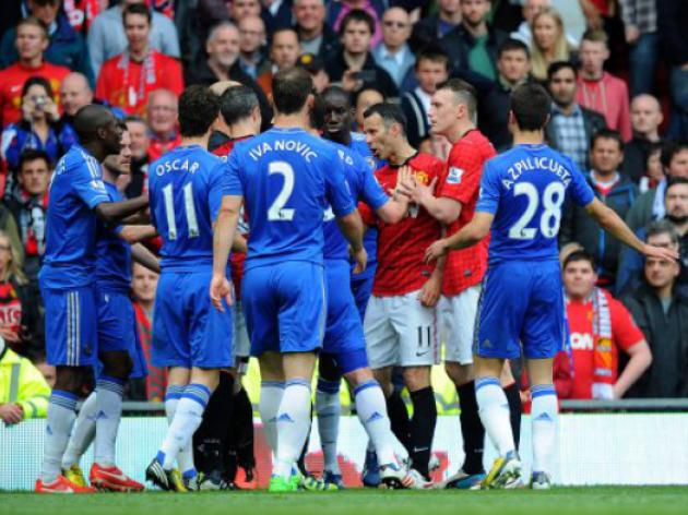 Manchester United V Chelsea : Head-to-Head Facts