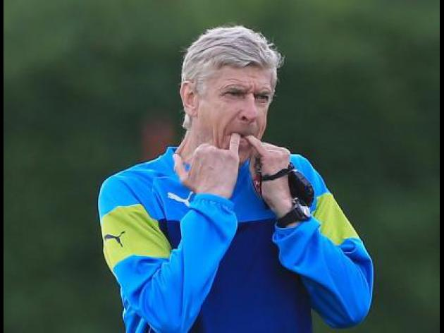 Wenger: Gunners won't be bullied
