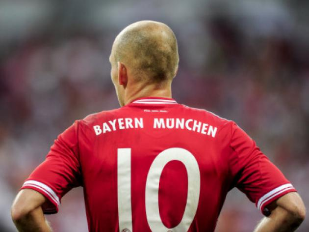 Robben relaxed as Goetze set for Bayern debut