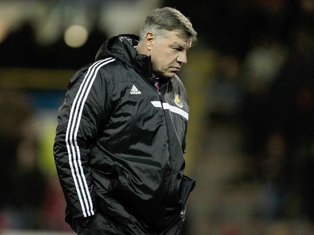 Allardyce braced for 'six-pointer'