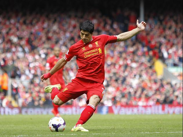 Barcelona agree fee for Suarez