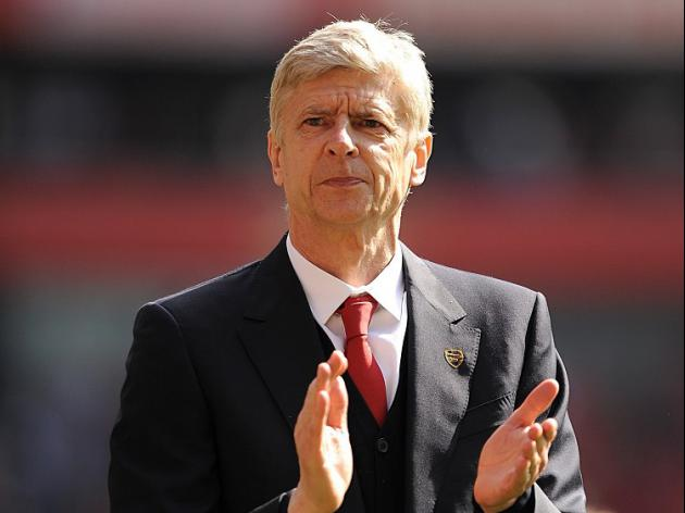 No moments of doubt for Wenger