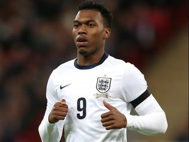 Sturridge calm under pressure of leading England
