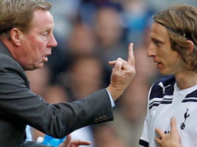 Redknapp feared Spurs exodus