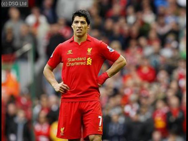 Luis Suarez is going nowhere says Liverpool manager Brendan Rodgers
