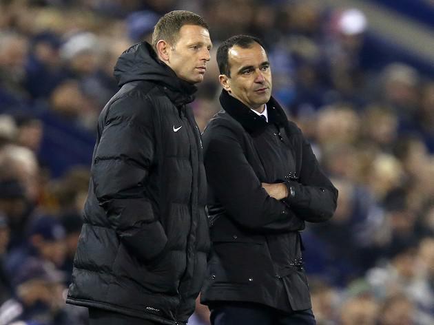 Martinez: Jones focused at Everton