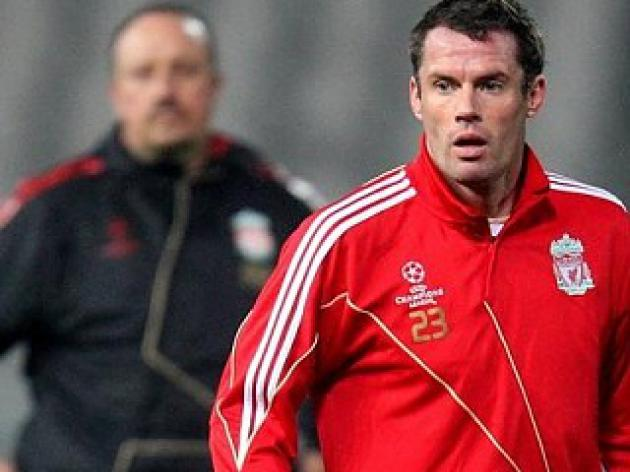 Carragher - Champions League failure would not be disaster