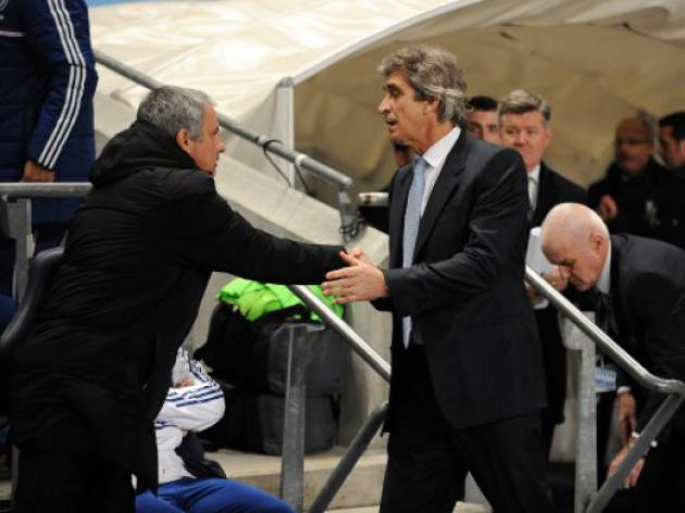 Mourinho Dominates Pellegrini