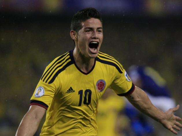 Colombia on brink after Ecuador win