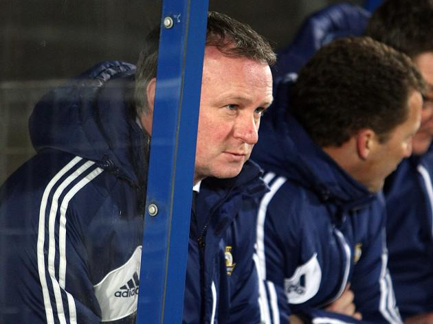 Michael O'Neill claims his players lack belief