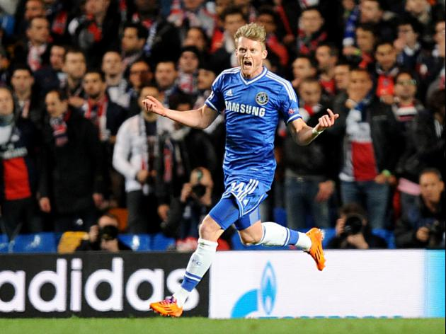 Schurrle says Chelsea critics just jealous