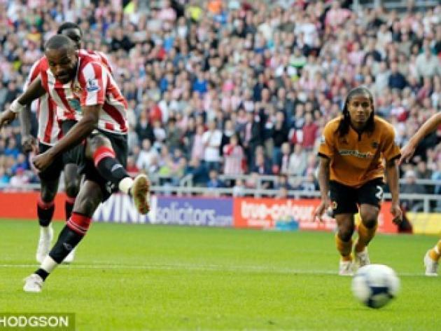 Sunderland 5 Wolves 2: Five-star show bemuses manager Bruce