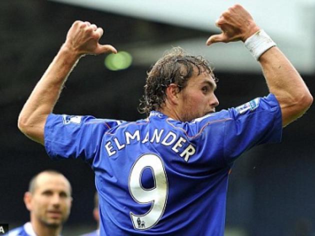 Bolton move to secure Johan Elmander's long-term future