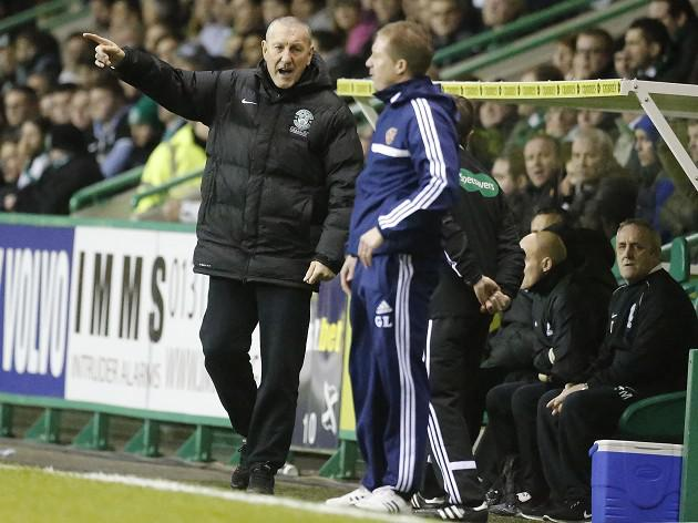 Butcher hails 'terrific' win as Hibernian down Hearts