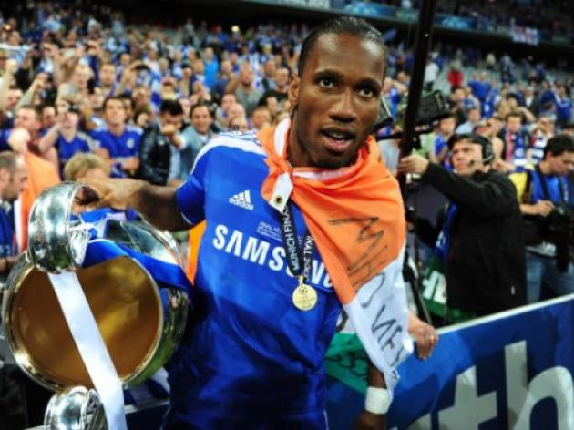 Chelsea eye Didier Drogba Loan Deal