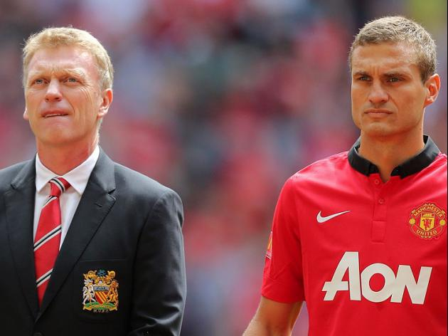 Vidic: Everyone lost belief