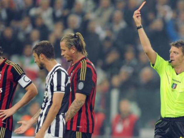 Mexes slapped with four-match ban after punch