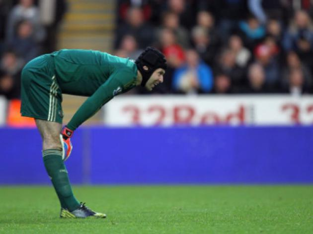 Juventus loss worst of my career says Chelsea keeper Cech