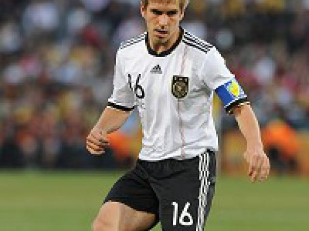 Lahm looks to future