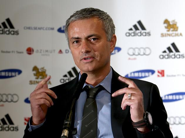 Mourinho wants winning mentality