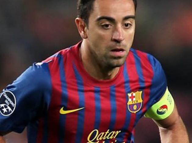 Top 10 Midfielders of 2012: 1 - Xavi