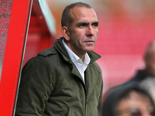 Di Canio not talking politics