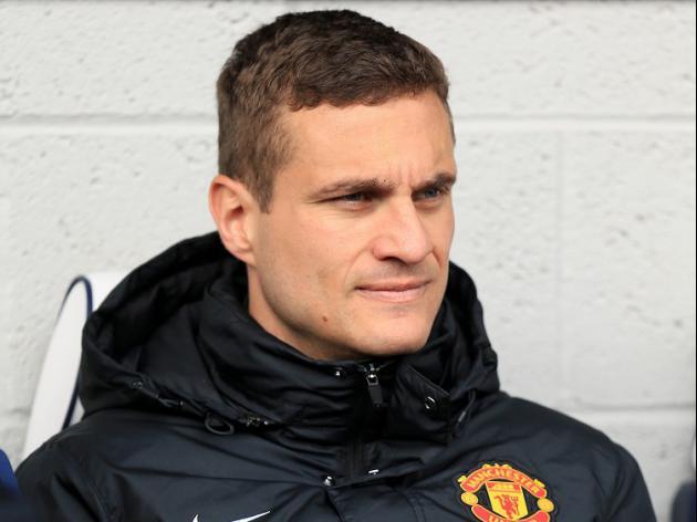 Vidic back for United