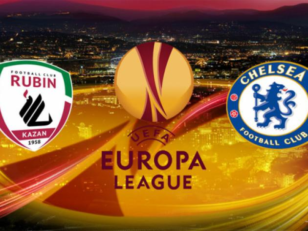 Rubin Kazan v Chelsea: Europa League Match Preview, Line-Up's and Prediction