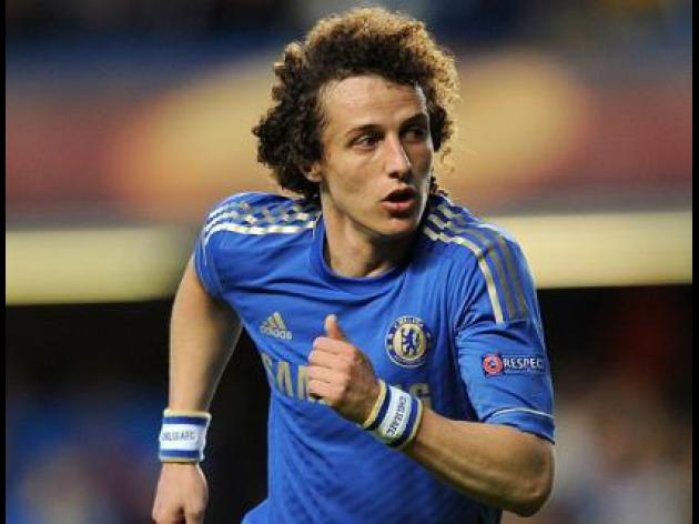 Barcelona interested in Luiz, again!