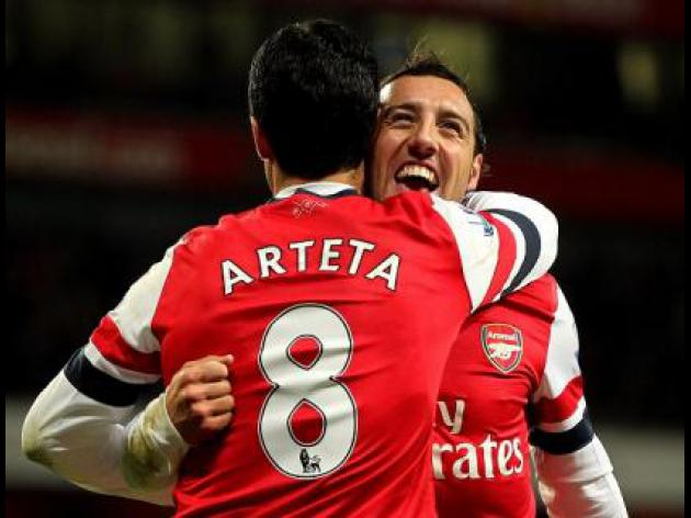 Arteta: Cazorla is no diver