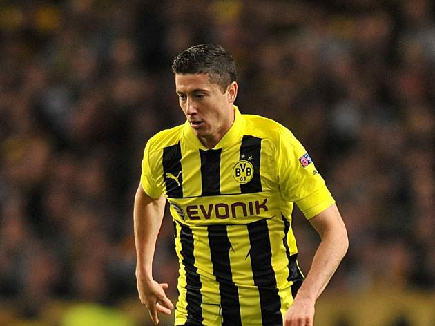 Agent hints at Lewandowski move