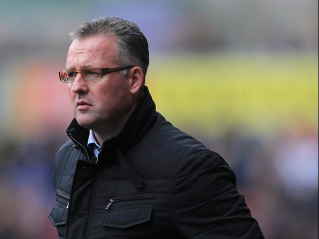 Lambert hopes for shopping spree