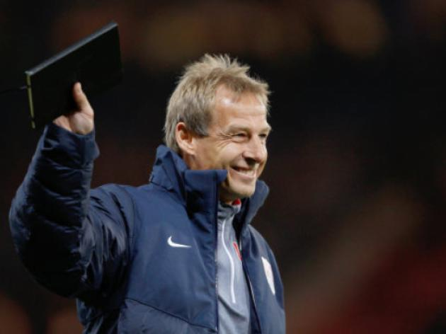 Klinsmann set to judge Europe-based US talent