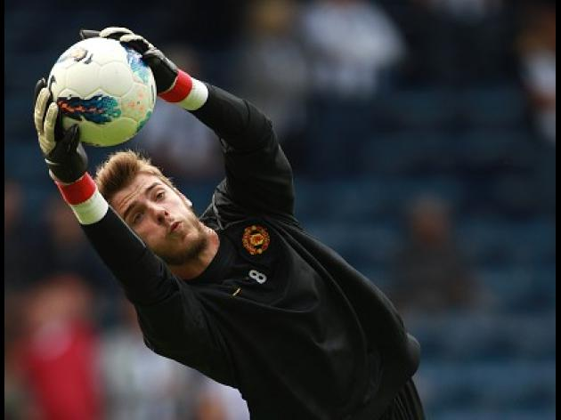 De Gea ready for physical Bolton test